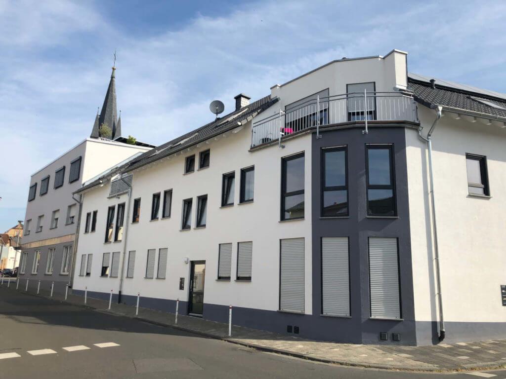 Wohnhausbau Kurt-Schumacher-Strasse Bild 3