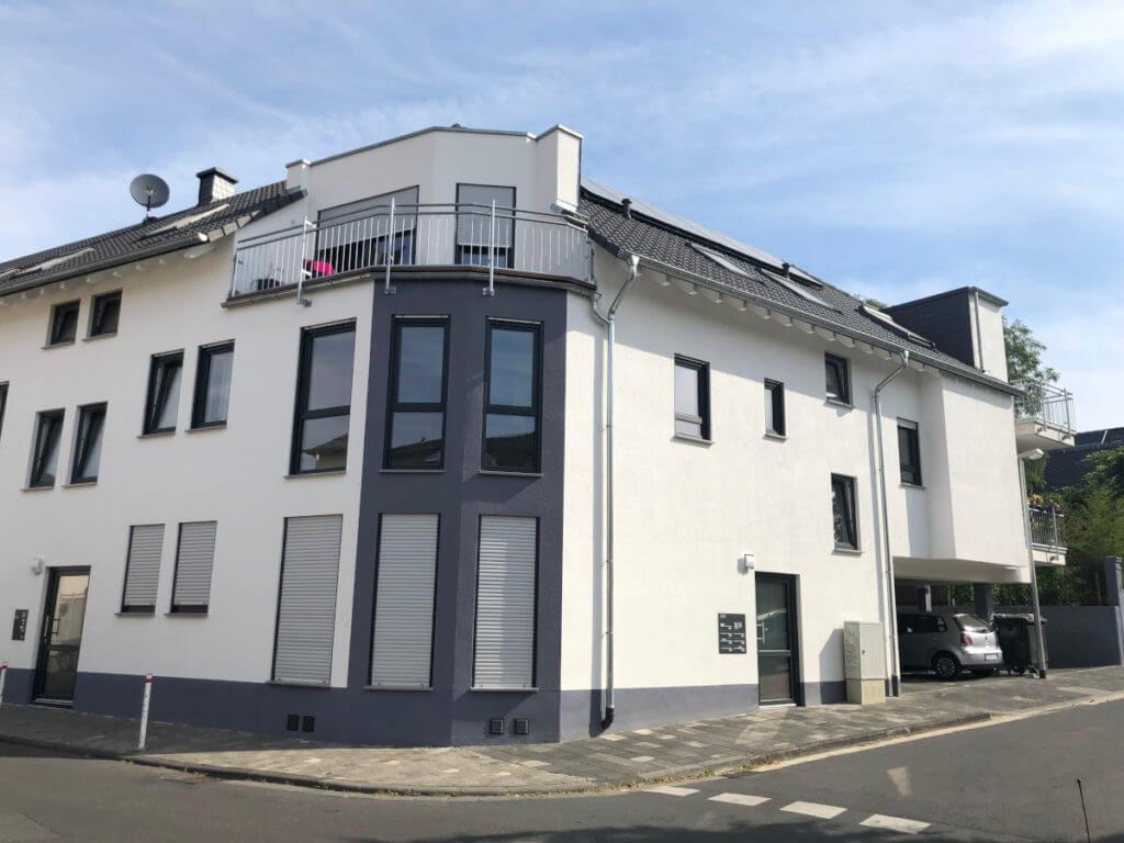 Wohnhausbau Kurt-Schumacher-Strasse Bild 1